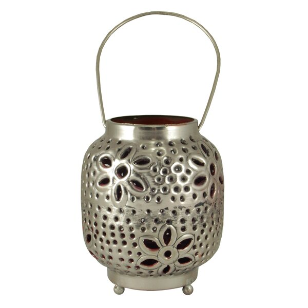 Tropicalia Metal Lantern by Northlight Seasonal