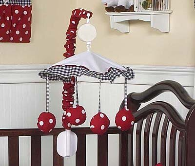 Little Ladybug Musical Mobile by Sweet Jojo Designs