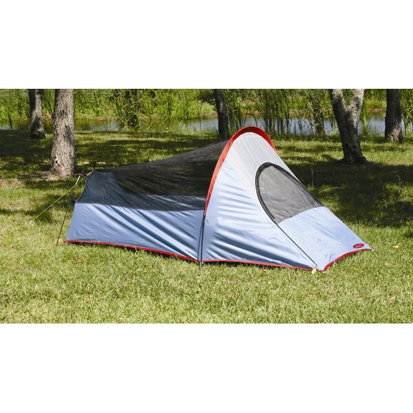 Saguaro Bivy Tent in Blue Shadow / Limestone / Pompeian Red by Texsport