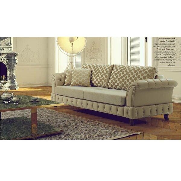 Keifer Convertible Sofa By Everly Quinn