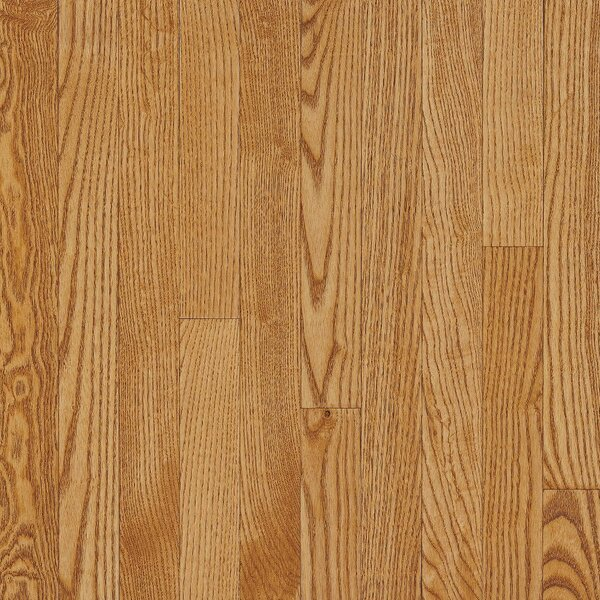 Dundee 2-1/4 Solid White Oak Hardwood Flooring in Spice by Bruce Flooring