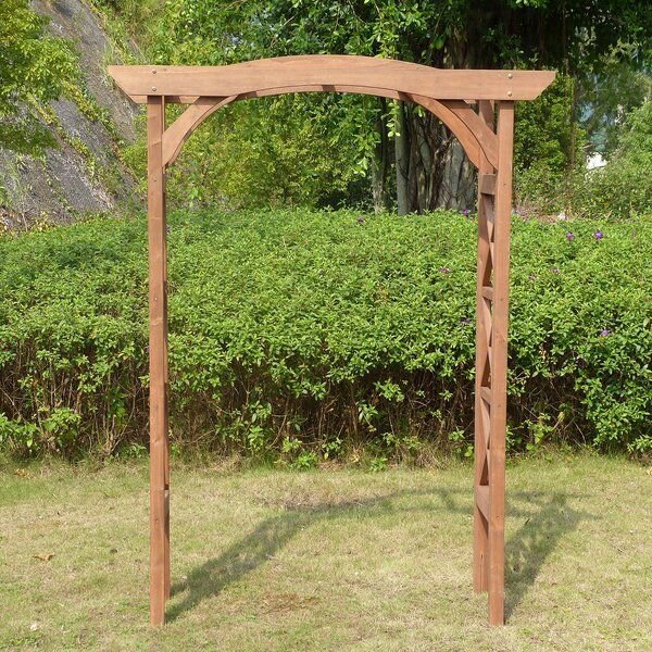 Venice Wood Arbor by Merry Products