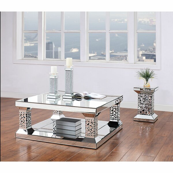 Abbotsford 2 Piece Coffee Table Set By Everly Quinn