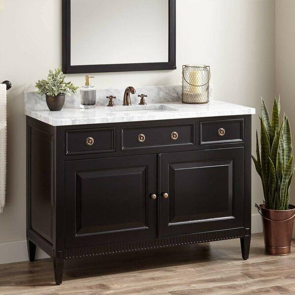 Hawkins 49 Single Bathroom Vanity Set