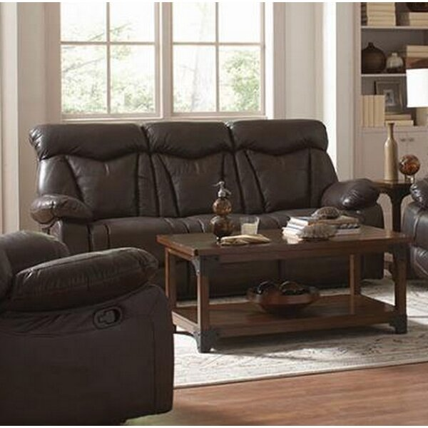 Cool Collection Amick Motion Reclining Loveseat by Canora Grey by Canora Grey