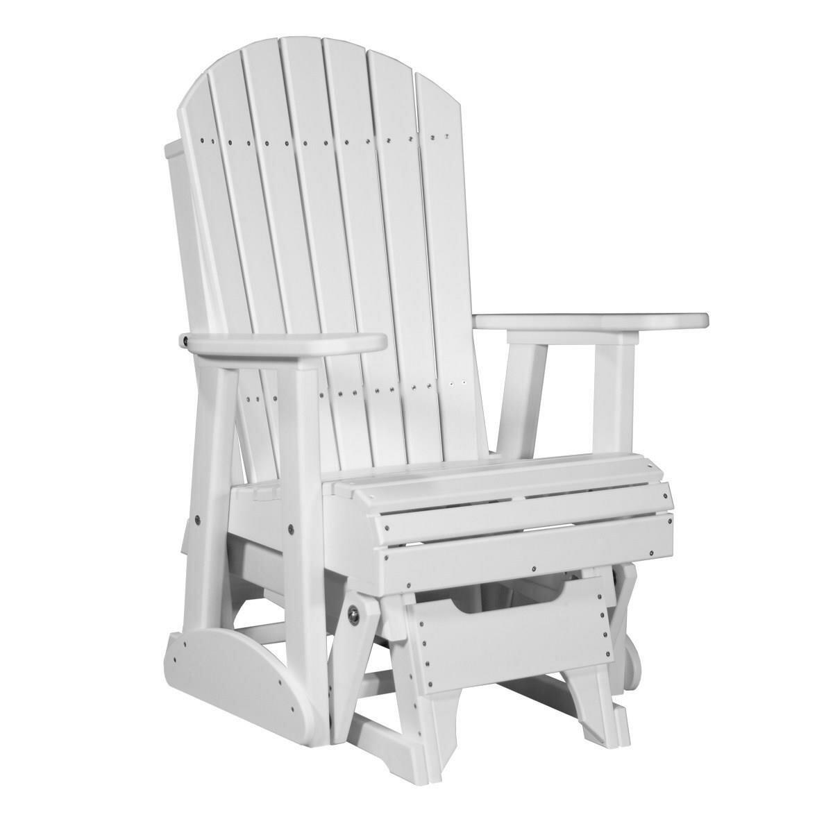 Gonsalve Adirondack Glider Chair