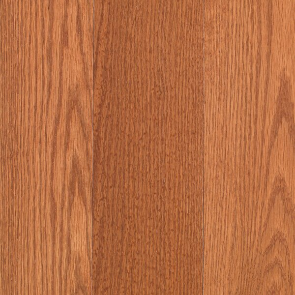 Brandon Dune 5 Solid Oak Hardwood Flooring in Butterscotch by Mohawk Flooring