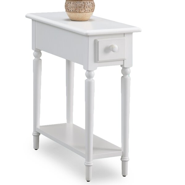 Center End Table with Storage by Ebern Designs