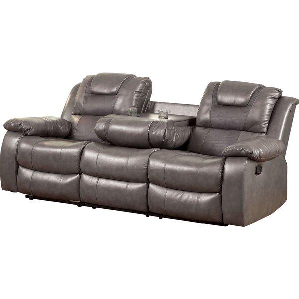 Harrison Reclining Sofa by Hokku Designs
