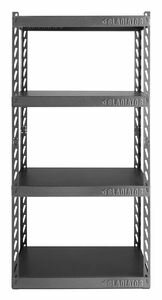 Gladiator® EZ Connect Rack 30 Wide EZ Connect Rack with Four 15 Deep Shelves by Gladiator