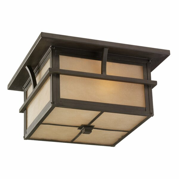 Troiano 2-Light Outdoor Wall Lantern by Darby Home Co