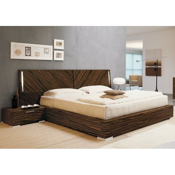 Webb Platform 2 Pieces Bedroom Set by YumanMod