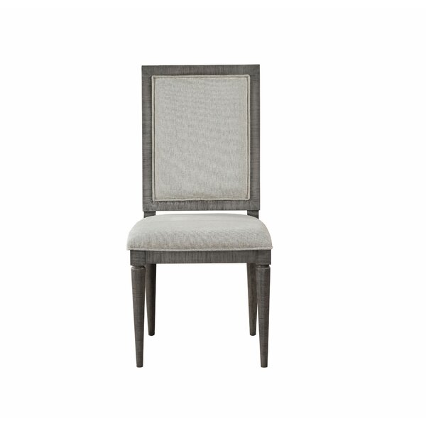 Candice Upholstered Dining Chair (Set of 2) by One Allium Way One Allium Way