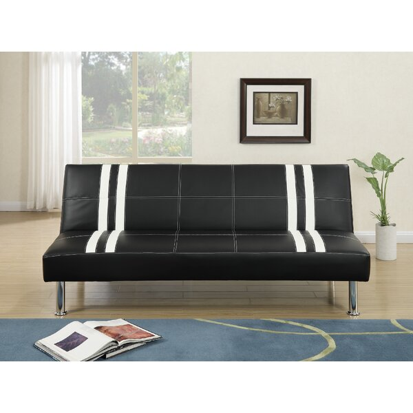 Fernandez Convertible Sofa by Ebern Designs