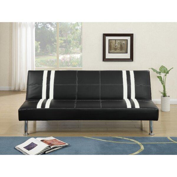 Fernandez Convertible Sofa by Ebern Designs