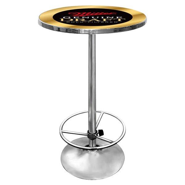 Miller Genuine Draft Pub Table by Trademark Global
