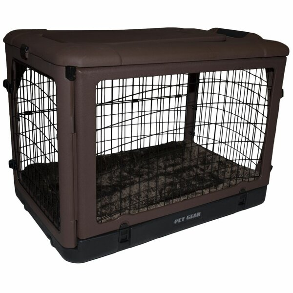 Deluxe Pet Crate by Pet Gear