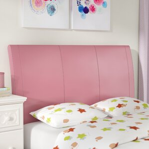 Jevon Upholstered Headboard by Zoomie Kids