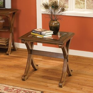 Collete End Table by Darby Home Co
