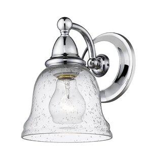 Find Filey 1-Light Bath Sconce ByCharlton Home