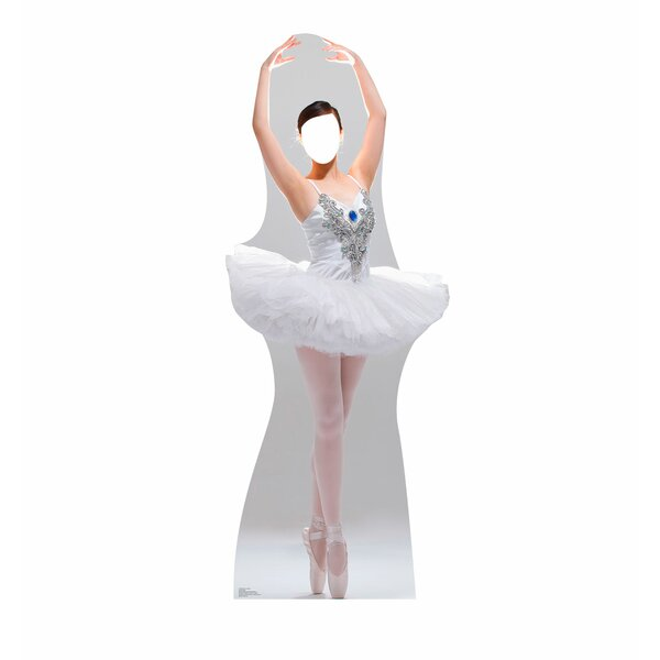 Ballerina Cardboard Stand-In by Advanced Graphics