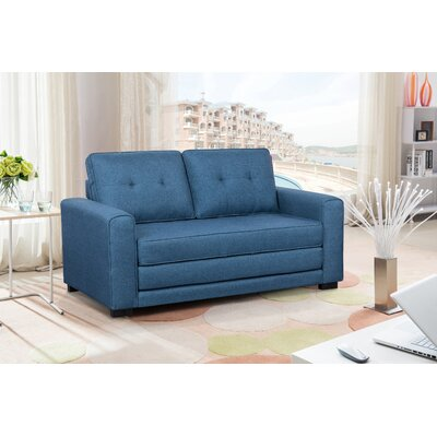 Blue Tufted Sofas You Ll Love In 2019 Wayfair