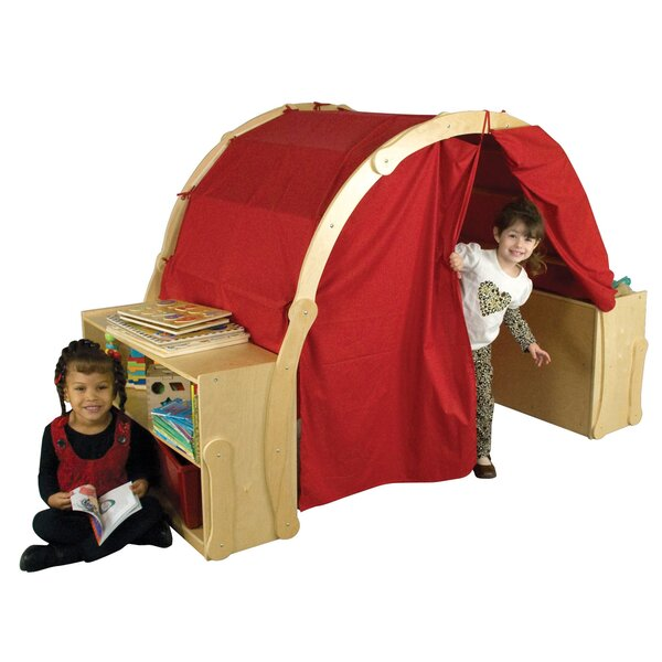 Preschool Kids Play Area Discovery Play Tent by Offex