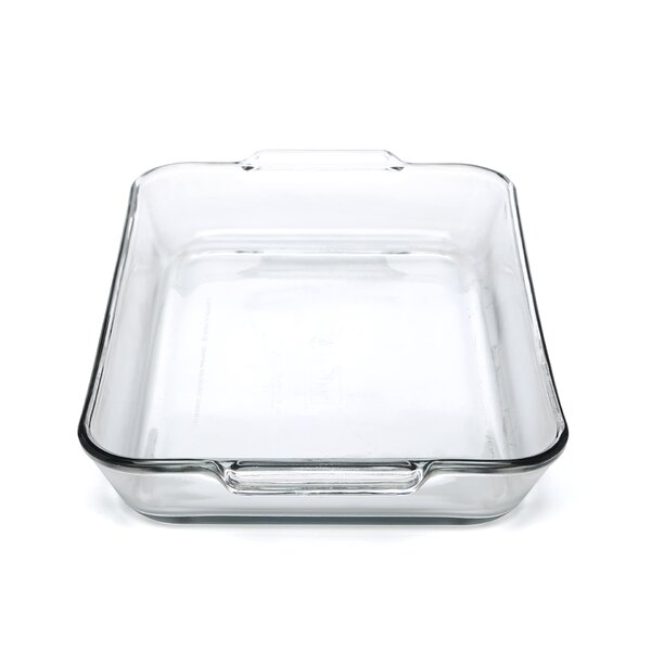 Oven Basics 5 Qt. Baking Dish (Set of 3) by Anchor Hocking