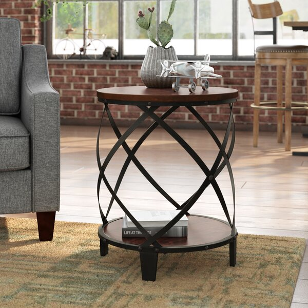 Sibert End Table by Trent Austin Design