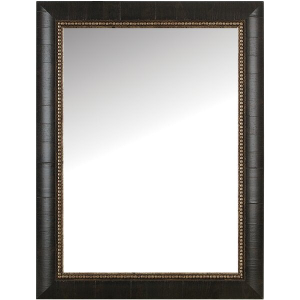 Fullen Distressed Accent Mirror by Bloomsbury Market