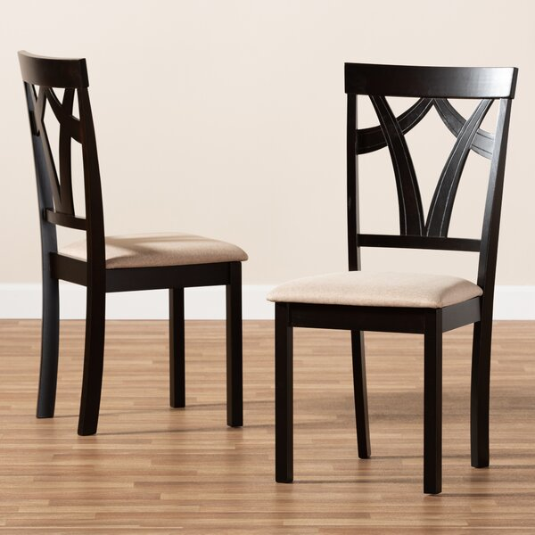 Sherree Solid Wood Dining Chair (Set of 2) by Winston Porter
