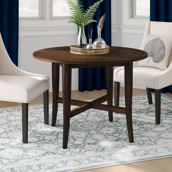Aguon Dining Table by Three Posts Three Posts