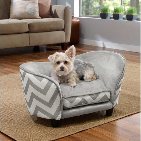 Corinne Snuggle Dog Sofa by Archie & Oscar