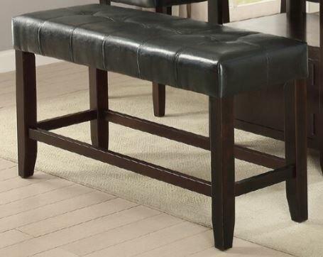 Upper Strode High Upholstered Bench by Winston Porter