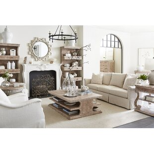 Juniper Dell 3 Piece Coffee Table Set. By Stanley Furniture