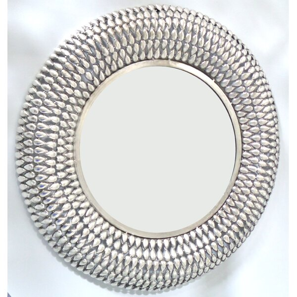 Wall Mirror by Gold Eagle USA