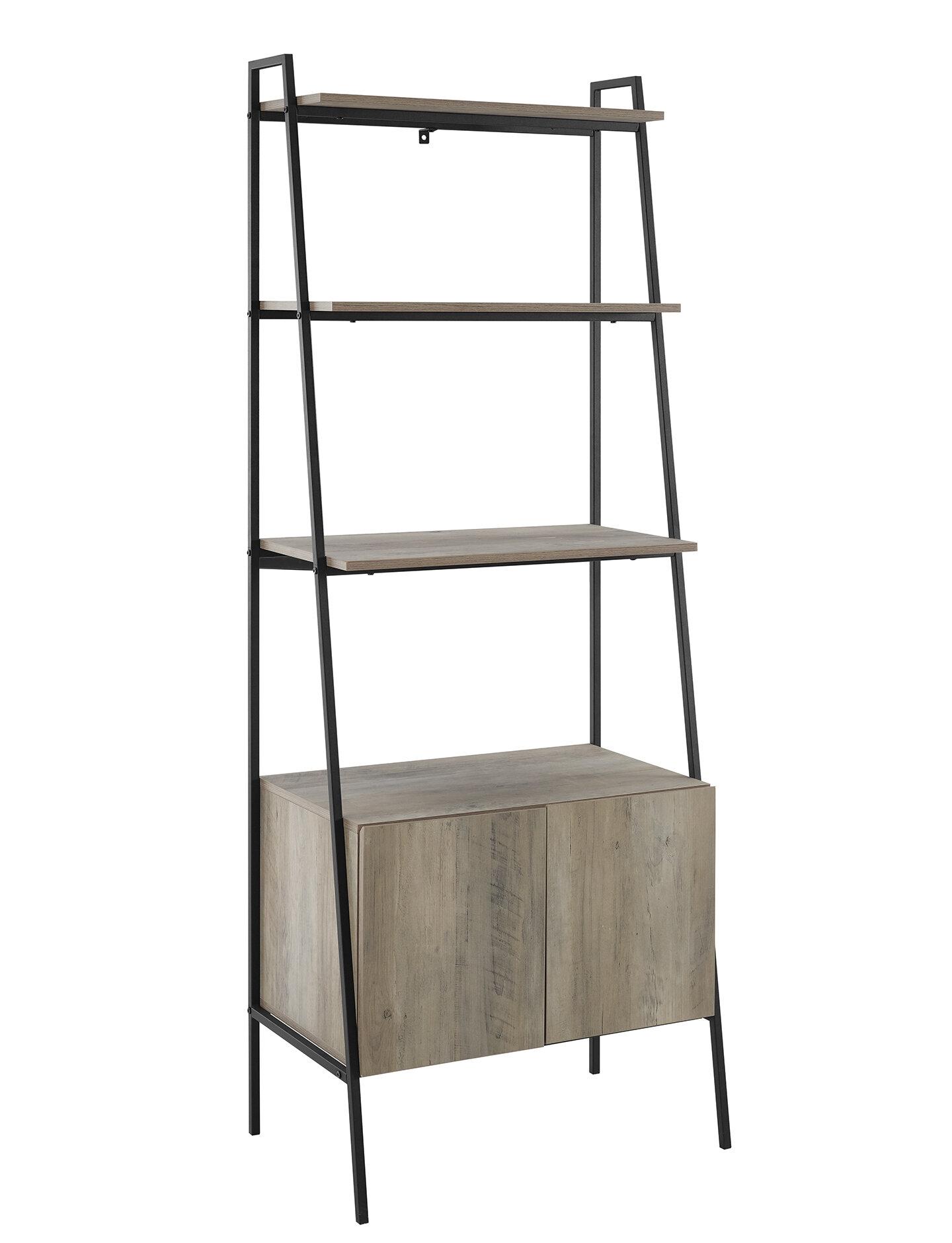 Williston Forge Caldwell Ladder Bookcase Reviews Wayfair