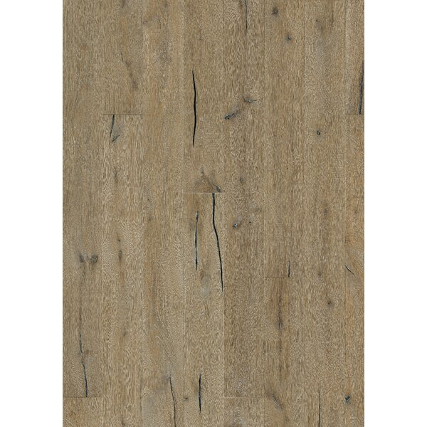 Smaland 7-3/8 Engineered Oak Hardwood Flooring in Kinda by Kahrs