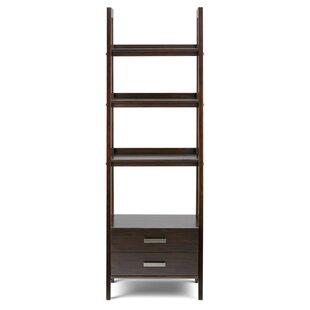 Sawhorse Standard Bookcase Simpli Home