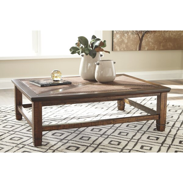 Kai Coffee Table by Millwood Pines