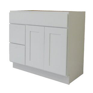 Shopping for Shaker Cabinet 42 Single Bathroom Vanity Base Only ByNGY Stone & Cabinet