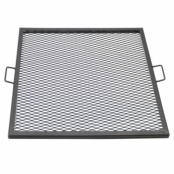 X-Marks 30 Square Fire Pit Cooking Grate by Wildon