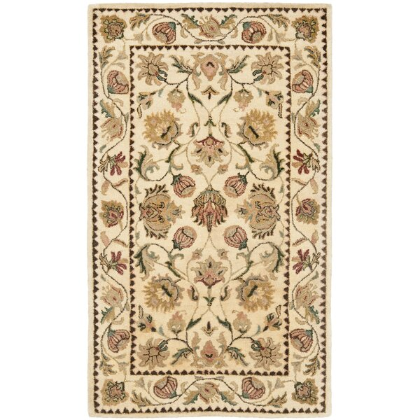 Bergama Ivory Area Rug by Safavieh