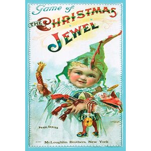 'Game of the Chrostmas Jewel' Vintage Advertisement by Buyenlarge