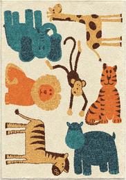 Kids' Animal Rugs
