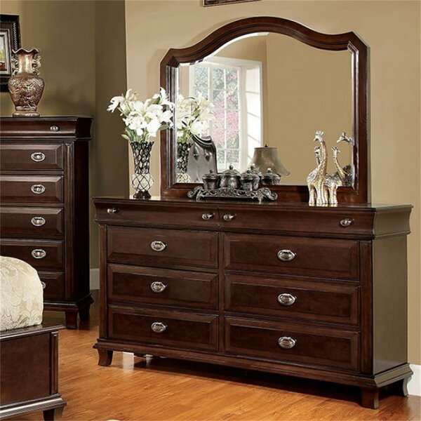 Tolar 6 Drawer Dresser by Canora Grey