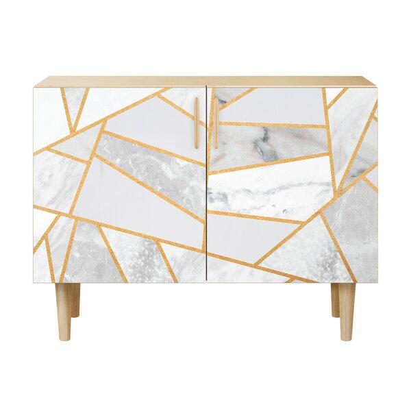 Lynn 2 Door Cabinet by Brayden Studio