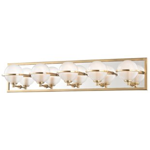Buy luxury Rawls 5-Light Vanity Light By Mercer41