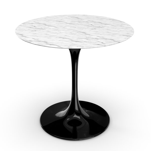 Angelica Carrera Marble Top Dining Table by Corrigan Studio