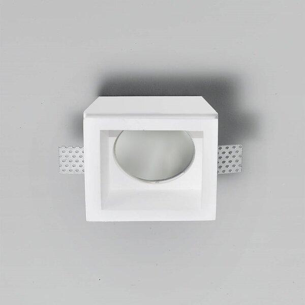 Invisibili Fixed 2 Recessed Trim by ZANEEN design